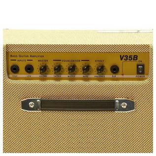 Oregon Bass Guitar + SubZero V35B Amp Pack, Natural