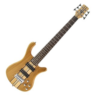 Oregon 6 String Bass + SubZero V35B Amp Pack, Natural