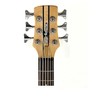 Oregon 6 String Bass + RedSub BP80 Amp Pack, Natural