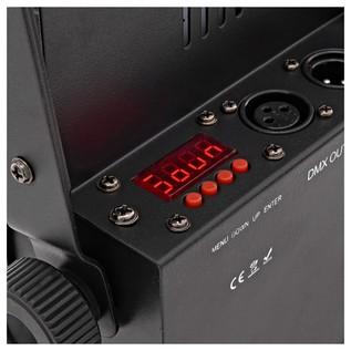 162 X 10mm Flat LED Par Can by Gear4music