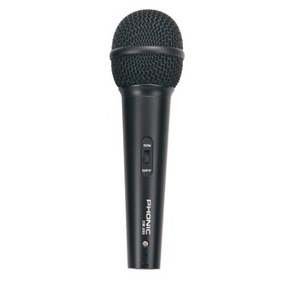 Phonic DM.680 Vocal and Instrument Microphone, 3 Pack