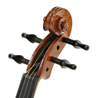 Deluxe 4/4 Size Violin by Gear4music