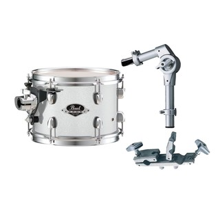 Pearl EXX 8x7 Add-On Tom Pack With TH70s & ADP-20, Arctic Sparkle