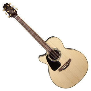 Takamine GN51CE-NAT NEX Left Handed Electro Acoustic Guitar, Natural