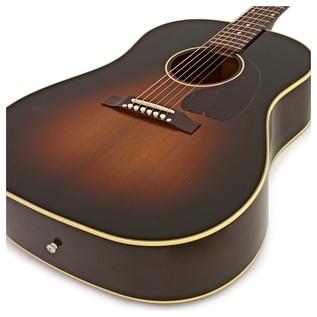 Gibson J-45 Vintage Acoustic Guitar, Vintage Sunburst