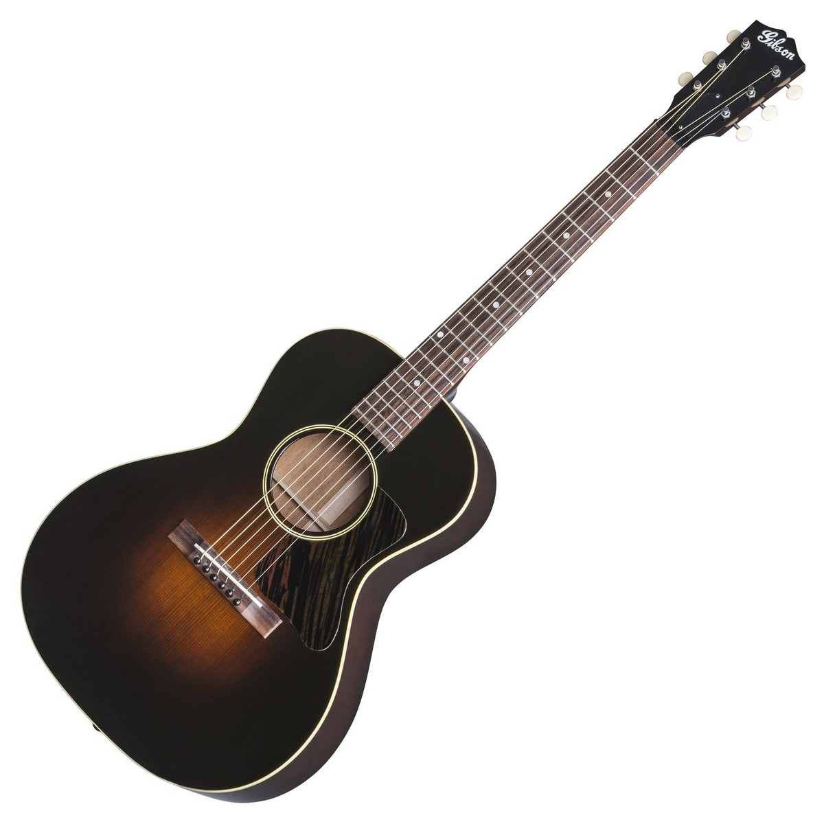 gibson l 00 vintage acoustic guitar vintage sunburst 2017 at. Black Bedroom Furniture Sets. Home Design Ideas