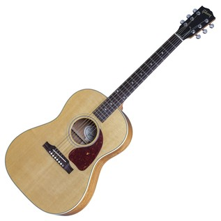 Gibson LG-2 American Eagle Acoustic Guitar, Antique Natural (2017)