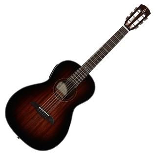 Alvarez AP66ESHB Electro Acoustic Guitar, Shadowburst (2016)