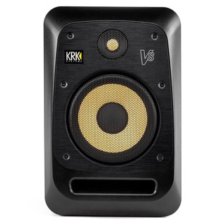 KRK V8S4 Studio Monitor, Single