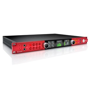 Focusrite Red 8Pre - Angled