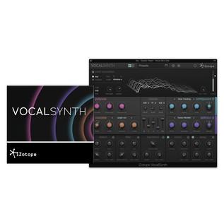 iZotope Music Production Bundle 2 - VocalSynth