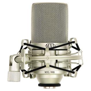 MXL 990 Condenser Mic Shockmount