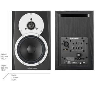 Dynaudio BM Compact mkIII Next Generation Near-Field Monitor, Single