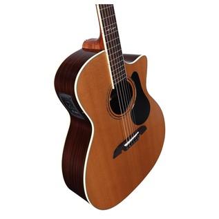 Alvarez AG75CE Electro Acoustic Guitar (2016)
