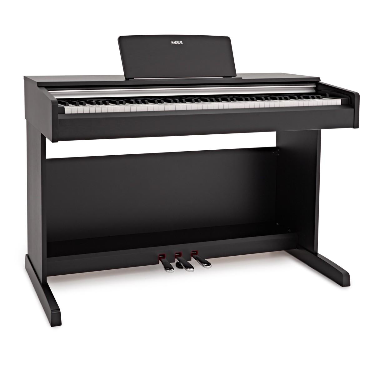 Image of Yamaha Arius YDP142 Digital Piano Black Walnut