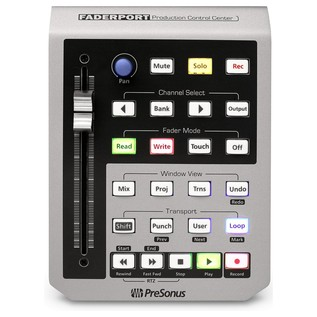 Presonus FaderPort Software Controller - Top