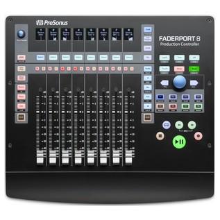 PreSonus FaderPort 8 DAW Control Surface - Top