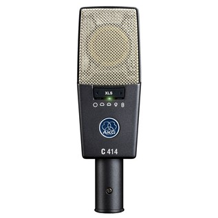AKG C414-XLS Condenser Microphone - Front