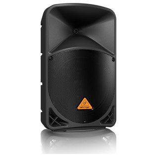 Behringer B112W Wireless Active PA Speaker with Stands, Pair
