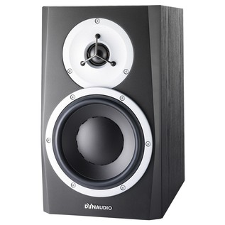 Dynaudio BM5 mkIII Next Generation Near-Field Monitor, Single - Angled