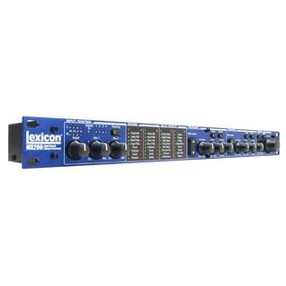 Lexicon MX200 Dual Reverb FX Processor - Angled
