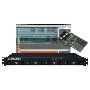 SSL Live-Recorder with MX4 - Bundle