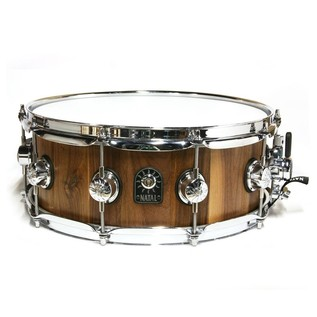 Natal Pure Stave 14 x 5.5 Snare Drum, Walnut