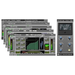 SSL Duende Native Studio Bundle - Bundle