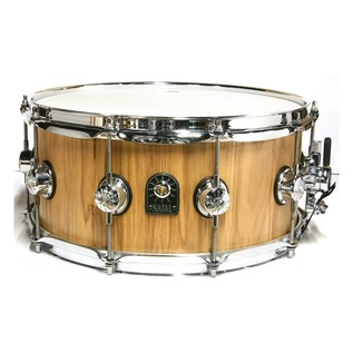 Natal Pure Stave 14 x 6.5 Snare Drum, Ash