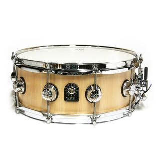 Natal Pure Stave 14 x 5.5 Snare Drum, Maple