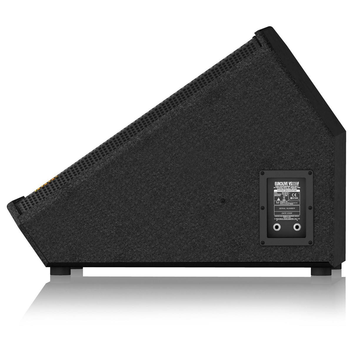 Behringer eurolive vs1220f 12 39 39 passive floor monitor at for 12 floor monitor