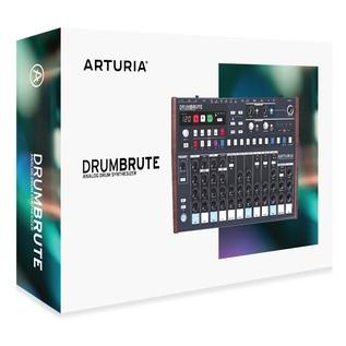 Arturia DrumBrute Drum Machine - Boxed