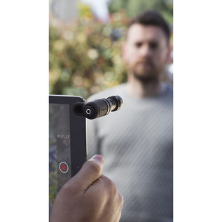 Rode VideoMic Me Microphone for iPhone and iPad