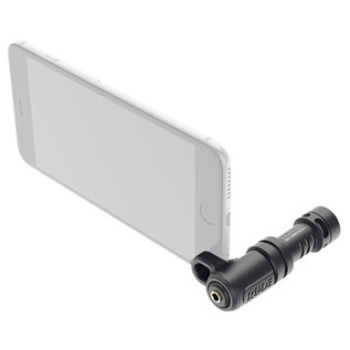 Rode VideoMic Me Microphone for iPhone and iPad (iPhone Not Included)