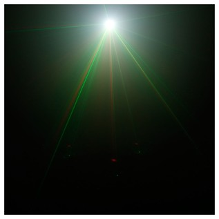 Cameo STORM FX Grating Laser, Strobe and Derby Lighting Effect