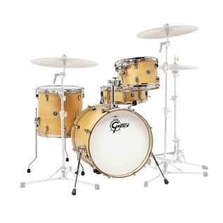 Gretsch Catalina Club Jazz 18'' 4 Pc Shell Pack, Satin Natural