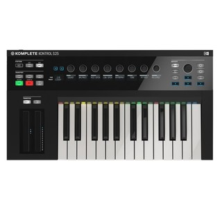 Native Instruments Komplete Kontrol S25 with Komplete 11 - Kontrol Top