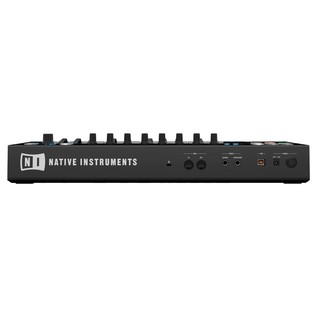 Native Instruments Komplete Kontrol S25 with Komplete 11 - Rear