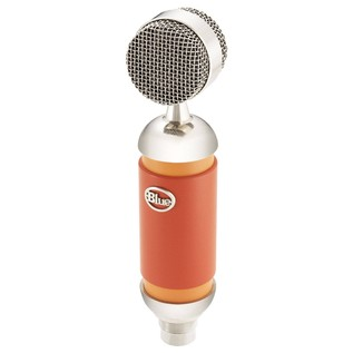 Blue Spark Professional Studio Microphone - Front Angled