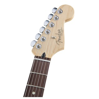 Fender Duo Sonic Headstock