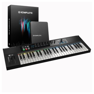 Native Instruments Komplete Kontrol S49 with Komplete 11 - Bundle
