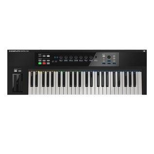 Native Instruments Komplete Kontrol S49 with Komplete 11 - Top