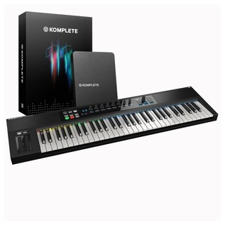 Native Instruments Komplete Kontrol S61 with Komplete 11 - Bundle