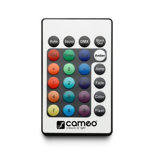 Cameo WAYFARER Four Eyes Derby Matrix LED Lighting Effect