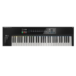 Native Instruments Komplete Kontrol S61 with Komplete 11 - Top
