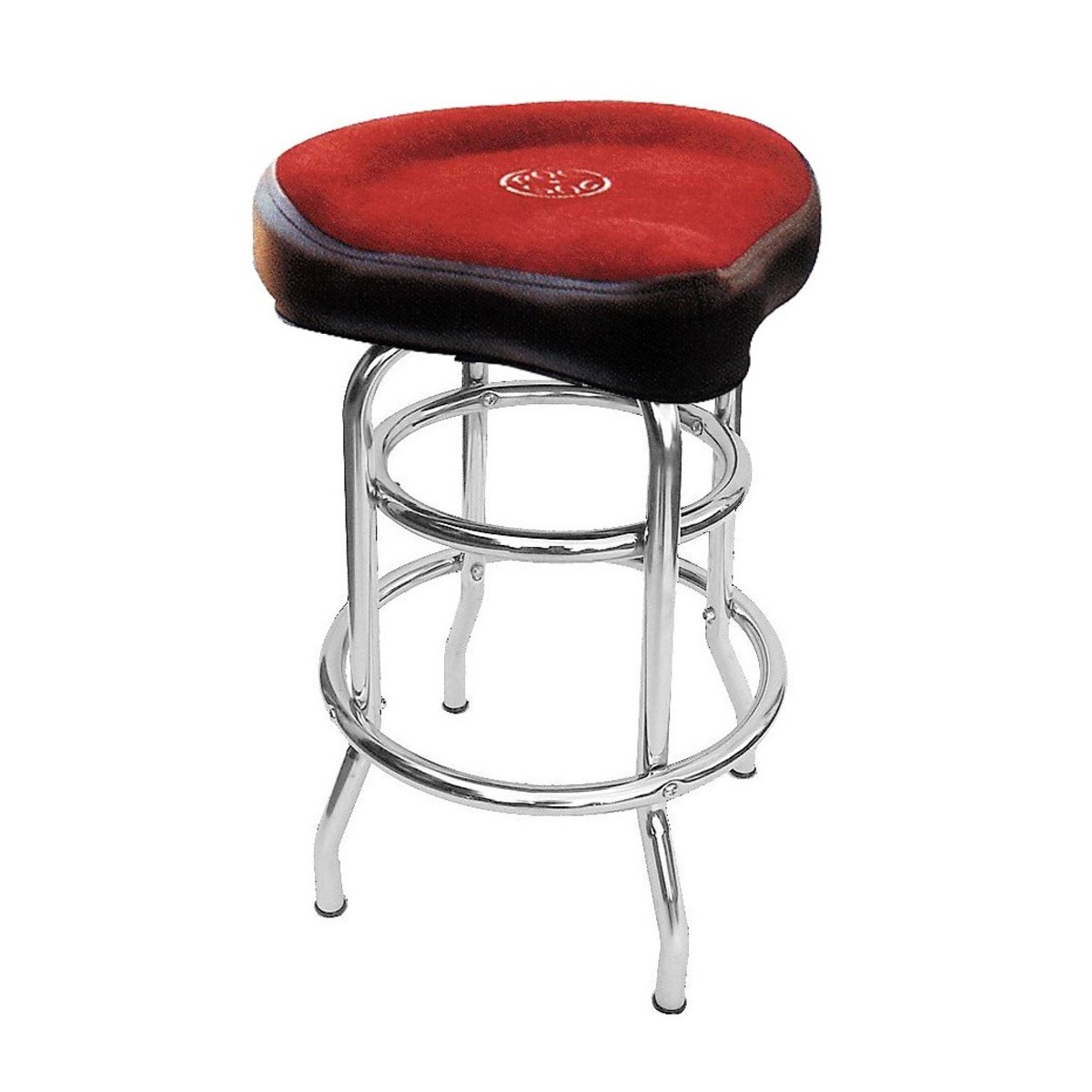 Roc N Soc Tower Stool Short 26 Quot Red At Gear4music Com