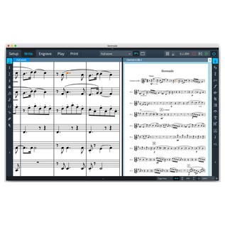 Steinberg Dorico Scoring Software, Crossgrade - Screenshot 6