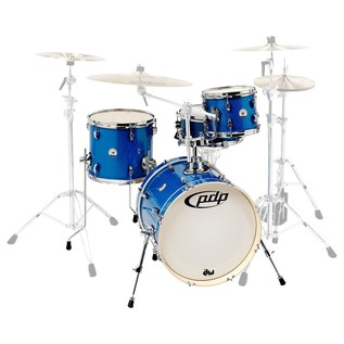 PDP New Yorker 4pc Compact Shell Pack, Sapphire