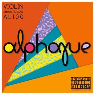 Thomastik Alphayue 1/16 Violin String Set
