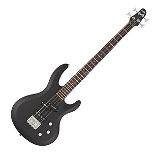 SubZero Atlanta Bass Guitar, Satin Black